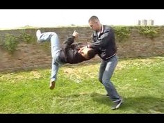 Krav maga Professional Demonstration ! - YouTube