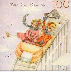 The Big One At 100 Berni Parker
