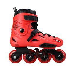 2da6087d403 Buy Flying Eagle Inline Skates Falcon Professional Adult Roller Skating  Shoes Slalom Braking Free Skating Good Quality As SEBA Online From China