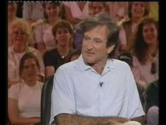 Robin Williams Unplugged (Ray Martin Interview) Part 1 of 3