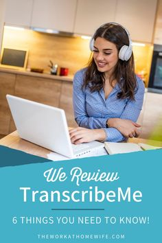 We review Transcribe Me. 6 Things you need to know before joining this team! | The Work At Home Wife Work From Home Jobs, Make Money From Home, Home Blogs, Popular Articles, Find Work, Transcription, Time Management Tips, Online Jobs, Extra Money