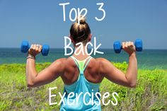 Top 3 At Home Back Exercises