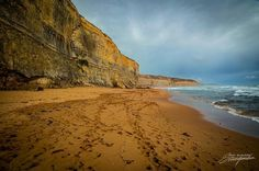 Cliffs near the Twelve Apostles on Australia's Great Ocean Road.  http://ift.tt/1ULQBqS  #joeymcquadephotography #greatoceanroad #cliffs #sunset #sky #clouds #skyporn #cloudporn #beach #walk #hiking #travel #traveling #color #blue #australia #australiagram #colorful #sunrise #waves #twelveapostles #12apostles #beautiful #landscape #landscape_lovers #water #nature #naturelovers #sand #rock by joey_mcquade_photography http://ift.tt/1ijk11S