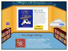 A Story Before Bed - teachers, students, parents record videos of themselves reading from a large collection of online children's books. Audio Books For Kids, Online Books For Kids, Kids Online, Books Online, Books To Buy, Books To Read, Childrens Ebooks, Bookshelves Kids, 2nd Grade Reading