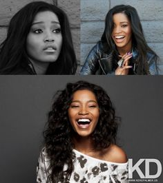 love her, such a wonderful role model for black girls :)