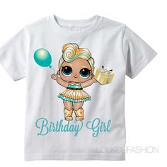 """LOL Surprise Doll """"LUXE"""" birthday shirt"""
