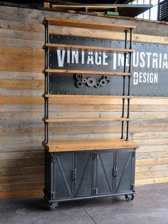 9' Ellis Shelf by Vintage Industrial in Phoenix, AZ