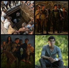 The Maze Runner! I CANT WAIT!!!!!!!!!!!