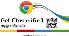 Get Chromified: learn the basics of Google's Chrome browser and how to make it work for your life. candicekaras.com