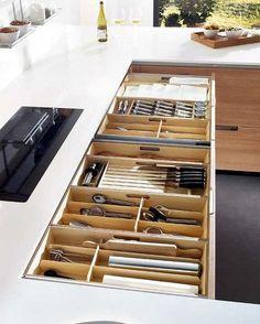 armários de cozinha personalizados com gavetas, remodelação da cozinha e idéias redesenho de armazenamento