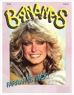 Bananas, Issue 24. Scholastic teen magazine published in the 70s and 80s.