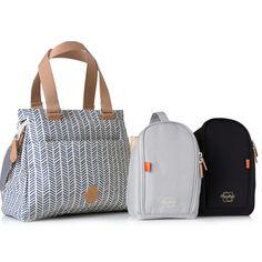 ebe3726e3ac1 BuyPacaPod Richmond Herringbone Changing Bag, Navy Online at johnlewis.com  Navy Online, Baby