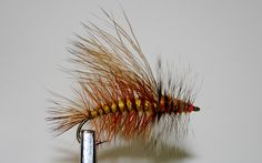 Awesome site for a bunch of patterns: McKenzie River Fly Pattern Library