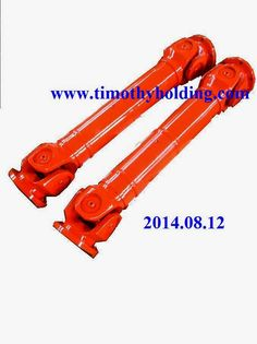 Timothy Holding Co.,Ltd. : Cardan joint shaft,http://www.timothyholding.com