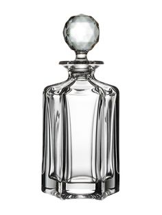 Crystal Decanter.
