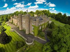 Castles ypu can Air bnb! Live like royalty and book a stay at one of these luxurious castles around the world.
