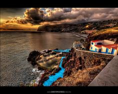 Madeira Island News: Madeira HDR by Christophe Afonso, Madeira, Portugal