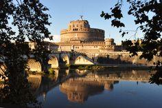 El Castel de Sant'Angelo, en el centro de Roma, es uno de los #imprescindibles si visitas la ciudad eterna
