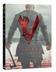 Dvd vikings 3 temporada