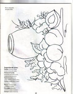 faça já pintura em tecido nº5 - Thaise Fernandes - Picasa Web Albums