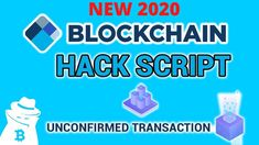 Blockchain | Hack Script 2020 GENERATES Unlimited 100% WORKING bitcoin h... Clear Browsing Data, Bitcoin Hack, Crypto Money, Bitcoin Transaction, Bitcoin Miner, The Script, Blockchain, Make Money Online, About Me Blog