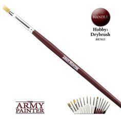 Army Painter Hobby Brush: Drybrush WEB