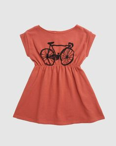 Baby girl dress by Bobo Choses