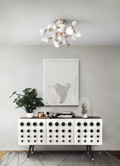 50 Skandinavische Sommertrends für luxus Haus-dekor – Teil II   #innenarchitektur #wohndesign #luxus #elegant #beleuchtung