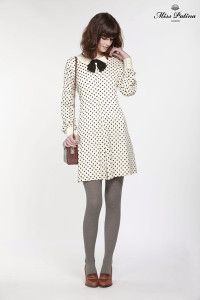 Oriel Dress (White) - Miss Patina - Vintage Inspired Fashion Pretty Outfits, Pretty Dresses, Fall Outfits, Cute Outfits, Vintage Inspired Fashion, Retro Fashion, Vintage Fashion, Moda Fashion, Cute Fashion