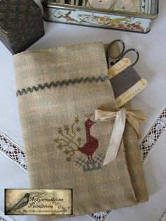 Peacock sewing set di nikyscreationsdesign su Etsy