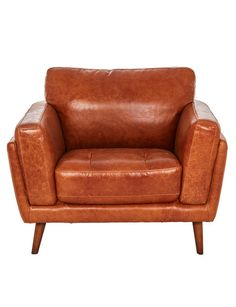 Casaroma Hendrix Chair, Cognac product photo