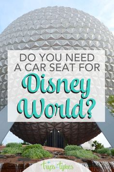 Do you need a car seat for Disney World vacations with kids? The full scoop on rental car seats in Orlando Disney transportation options the Magical Express Minnie Vans ridesharing and more. Viaje A Disney World, Disney World Tipps, Disney World Tips And Tricks, Disney Tips, Disney World Vacation Planning, Walt Disney World Vacations, Disney World Resorts, Disney Planning, Disney Travel