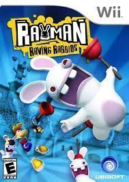 Rayman Raving Rabbids - Wii Game #wiigames