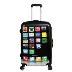 S Pad Suitcase 67x47now featured on Fab