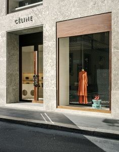 Interior inspiration from Céline boutiques around the world 8401ffeae5227