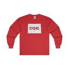 Colorado 4L® Ultra Cotton Long Sleeve T-Shirt
