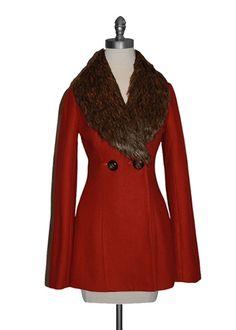 Autumn Spice Coat