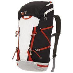 Favorite Camping Gear  | Mountain Hardwear Summit Rocket 30 Backpack  Black  RegularMountain Hardwear Summit Rocket 30 Backpack  Black  Regular *** Check out this great product. Note:It is Affiliate Link to Amazon. #tagblender