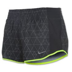 Women's Nike Printed Racer Shorts