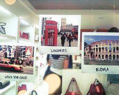 Polaroids of the world