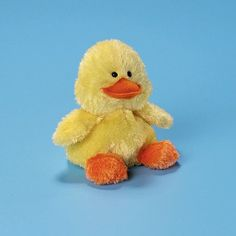 "Plush Luvvies Sharon Duck 6"" Toy Animal Russ http://www.amazon.com/dp/B002KH982M/ref=cm_sw_r_pi_dp_lxrvub1QPR3GR"