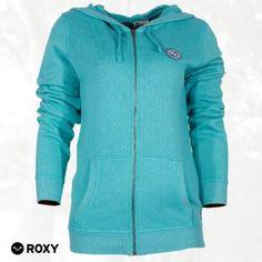 Roxy Signatures Womens Zip Hoody