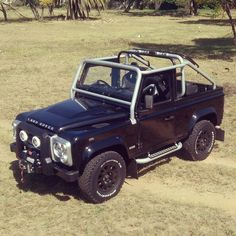 My Land Rover Defender SVX
