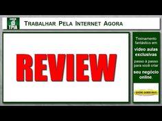 Trabalhar Pela Internet Agora  REVIEW Completo do Curso Trabalhar Pela I...