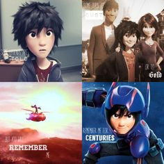 Big Hero 6 centuries fall out boy The Big Hero, Hiro Big Hero 6, Big Hero 6 Baymax, Best Disney Movies, Good Movies, Disney And Dreamworks, Disney Pixar, Hiro Hamada, Tadashi Hamada