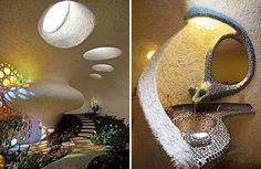 Shell House Mexico City | Blog de legrenier : le grenier d océane, une maison extraordinaire...