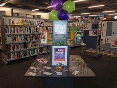 Drug Action Week at Ashfield Library