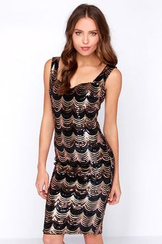 EXPRESS Red V-Neck Sequin Mini Dress Size: 0 IN STORE ONLY - I ...