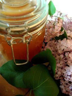 Gelée de lilas au vin blanc