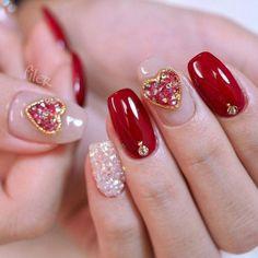 Short acrylic nails can shine equally as bright as long acrylic nails, we list 110 short acrylic nail art design ideas: short stilleto nails, short squoval nails, short matte nails and etc. Long Acrylic Nails, Acrylic Nail Art, Acrylic Nail Designs, Pink Nails, Glitter Nails, Pink Glitter, Pastel Nails, Cute Nails, Pretty Nails